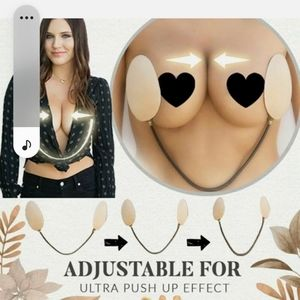 Breast Push Up Device